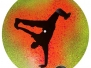 Silouette Series - Break Dancers