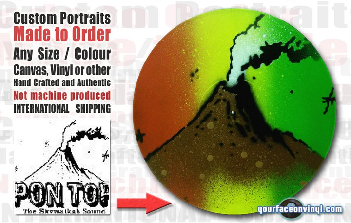 pictures from photos stencil art rasta